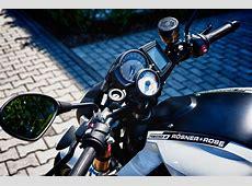 BMW F800R als DoppelR