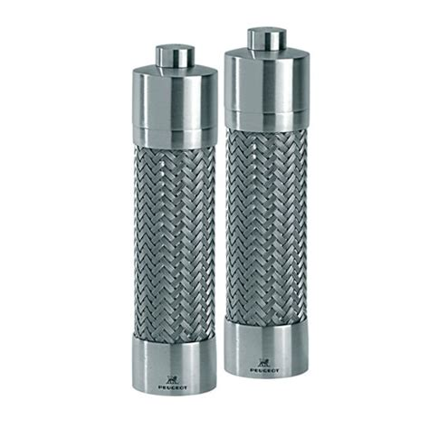 Peugeot Salt And Pepper Mill Set by Peugeot Salt And Pepper Mill Set Tresses Kitchenzing