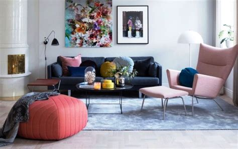 How To Make Cozy Living Room With Colorful Pastel Color