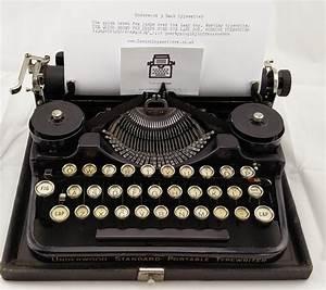 1920 U0026 39 S Working Underwood 3