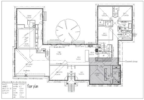 shaped house plans  courtyard pool