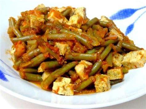 recettes de haricots verts de cuisine alcaline