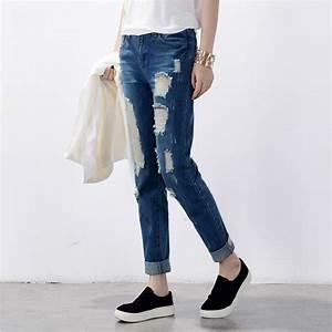 Online Buy Wholesale boyfriend jeans from China boyfriend jeans Wholesalers | Aliexpress.com
