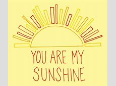Wednesday Doodle You Are My Sunshine Happy Cactus