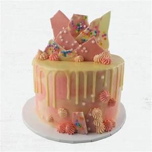 Chocolate Drip Cake – Bake It Box