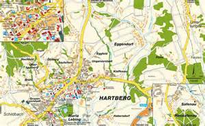 Styria Austria Map