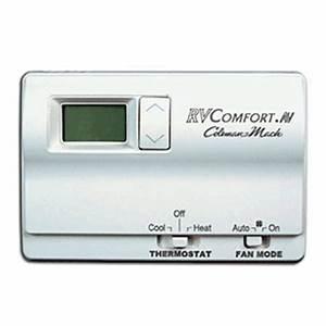 Coleman Mach 8330b3241 Digital Heat  Cool Rv Air