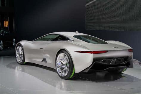 Jaguar Will Build 200 Mph C-x75 Battery Supercar