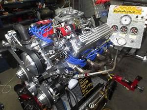 Daytona Coupe 302 Turnkey Efi Engine