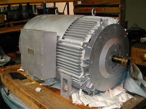 Electric Motor Winding by 450 Hp Ac Electric Motor Two Speed Two Winding Frame 884
