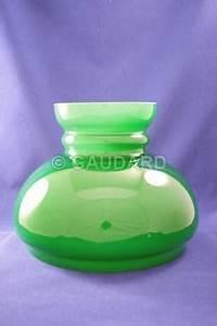 Abat Jour Vert : abat jour vert calibre 180 mm ~ Teatrodelosmanantiales.com Idées de Décoration