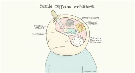 caffeine withdrawal the science behind coffee withdrawal