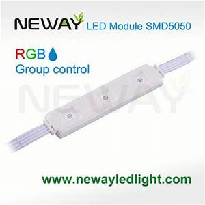 Rgb led modules for channel letters5050 3 led smd rgb led for Rgb led modules for channel letters