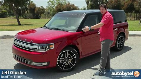ford flex ecoboost car video crossover review youtube