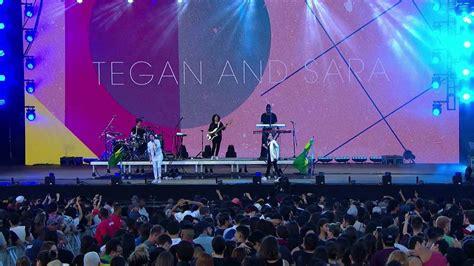Tegan And Sara Homenageiam George Michael Em Estreia