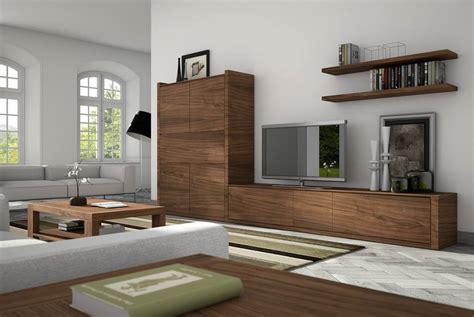 mueble de salon nogal americano muebles xikara