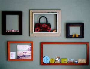 Creative ways to decorate your house with picture frames for A frame house decorating ideas