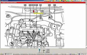 5 Best Images Of 2001 Vw Cabrio Engine Diagram