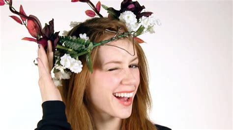 Critical Role Fan Craft – Keyleth's Flower Crown | Geek ...