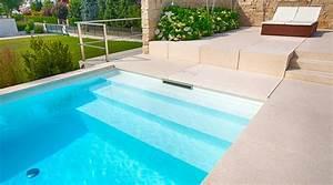Folie Für Pool : stufen leiter und liegebank f r pool und schwimmbecken ~ Watch28wear.com Haus und Dekorationen