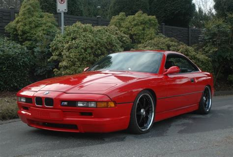 35k-mile 1994 Bmw 850csi 6-speed For Sale On Bat Auctions