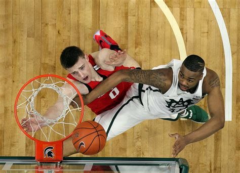 Pursuant to the ohio revised code section 265.510: Michigan State Basketball: Report card for win over Ohio State - Page 4