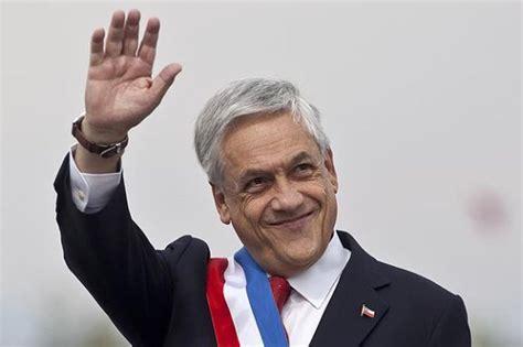 sebastian pinera   novo presidente  chile noticias