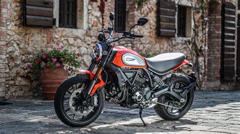 2019 Ducati Scrambler Icon First Ride