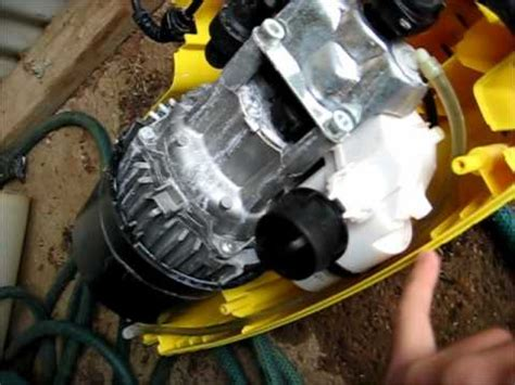 karcher pressure washer dismantle kwik gas opinion youtube