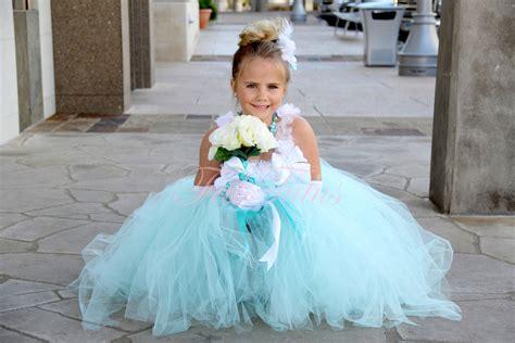 pretty flower girl dresses   perfect wedding
