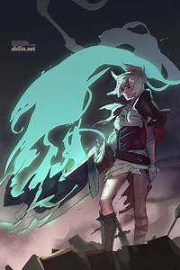 WIP - Riven by shilin on DeviantArt