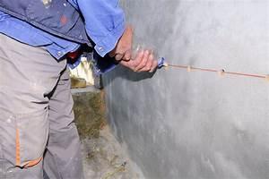 Remontée Capillaire Mur : remontee capillaire mur interieur amazing traiter remonte ~ Premium-room.com Idées de Décoration