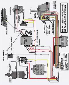Wiring Diagram For Mercruiser 140