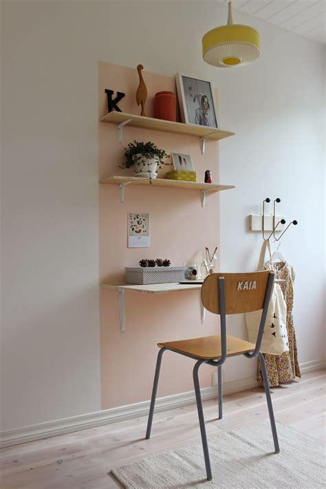 peinture bureau la fabrique à déco idées pour installer un mini bureau à