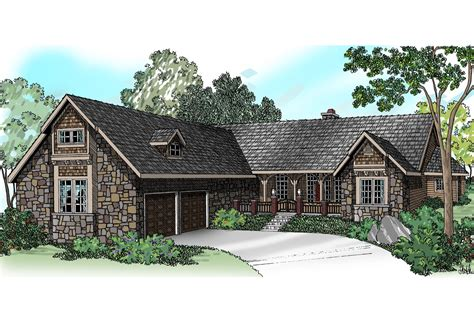 ranch house plans gideon    designs