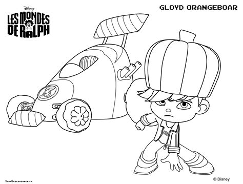 Wreck It Ralph, Coloring Pages And Coloring On Pinterest