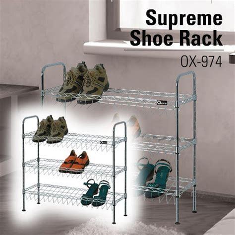 Rak Sepatu Empat Susun perabotan rumah tangga rack