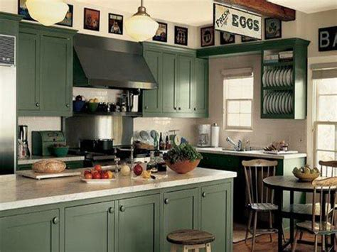 20 amazingly stylish painted kitchen cabinets 563 f601db0628f134dc6c7de536b63511c7 750x563