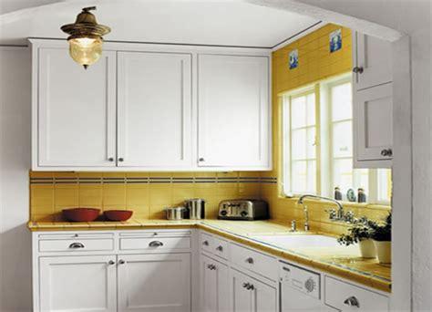Very Small Kitchen Interior Design  Kitchen Decor Design