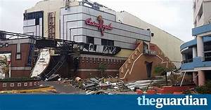 Before and after Hurricane Irma: images of Caribbean ...