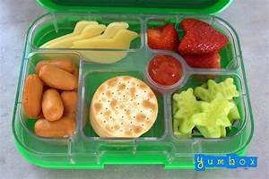 Simple, healthy and delicious packed lunches for kids ...