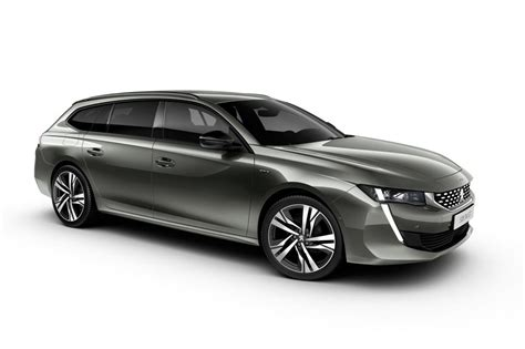 New Peugeot 508 Sw Estate  Pictures  Auto Express