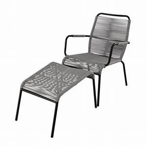 Repose Pied Design : fauteuil et repose pied maison design ~ Teatrodelosmanantiales.com Idées de Décoration