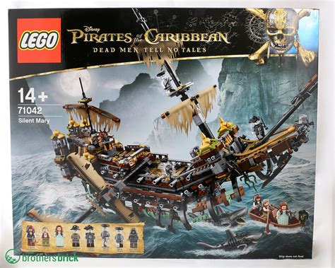 New Lego Sets From Pirates Of The Caribbean