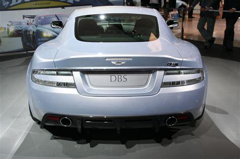 2008 Aston Martin Dbs Information And Photos Momentcar