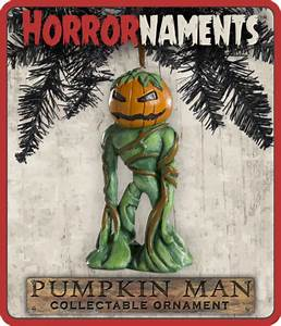 Pumpkin Man – HorrorNaments