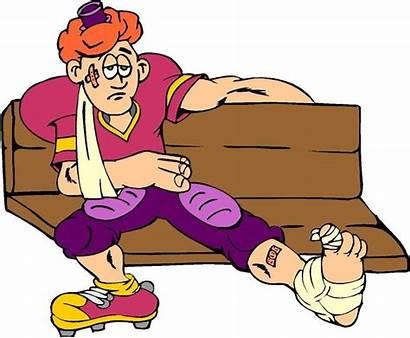 Injury Clipart Clip Sports Injuries Medicine Leg