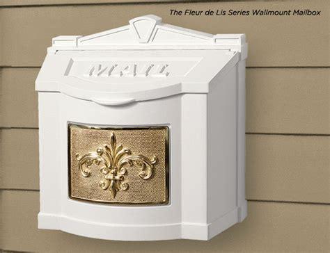 wall mount mailbox best locking mailbox wall mount the homy design