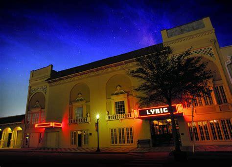 theatre specifications  lyric theatre