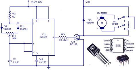 Motor Control Circuit Diagram Electrical Engineering
